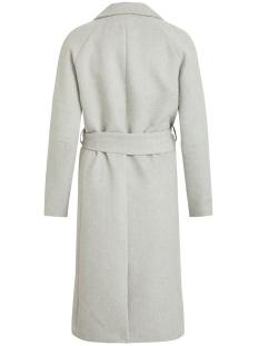objlena coat noos 23030237 object jas light grey melange