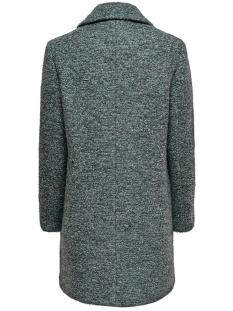 onlally boucle wool coat cc otw 15180902 only jas balsam green/melange