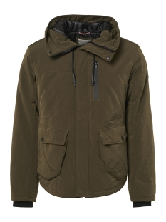 NO-EXCESS Jas LONG FIT HOODED PARKA 92630923 059