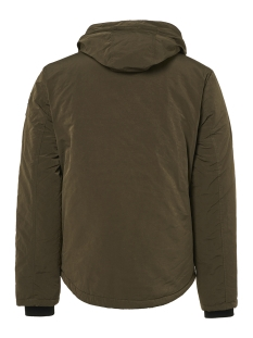long fit hooded parka 92630923 no-excess jas 059