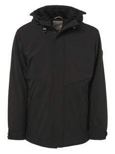 long fit hooded parka 92630910 no-excess jas 020