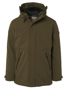 NO-EXCESS Jas LONG FIT HOODED PARKA 92630910 059