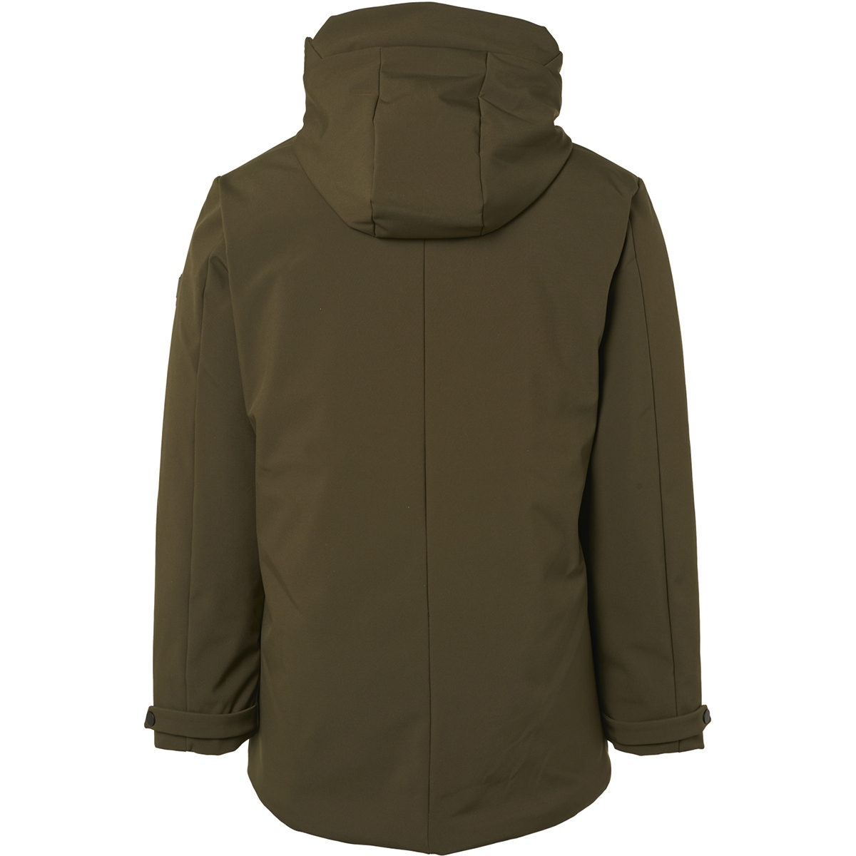 long fit hooded parka 92630910 no-excess jas 059