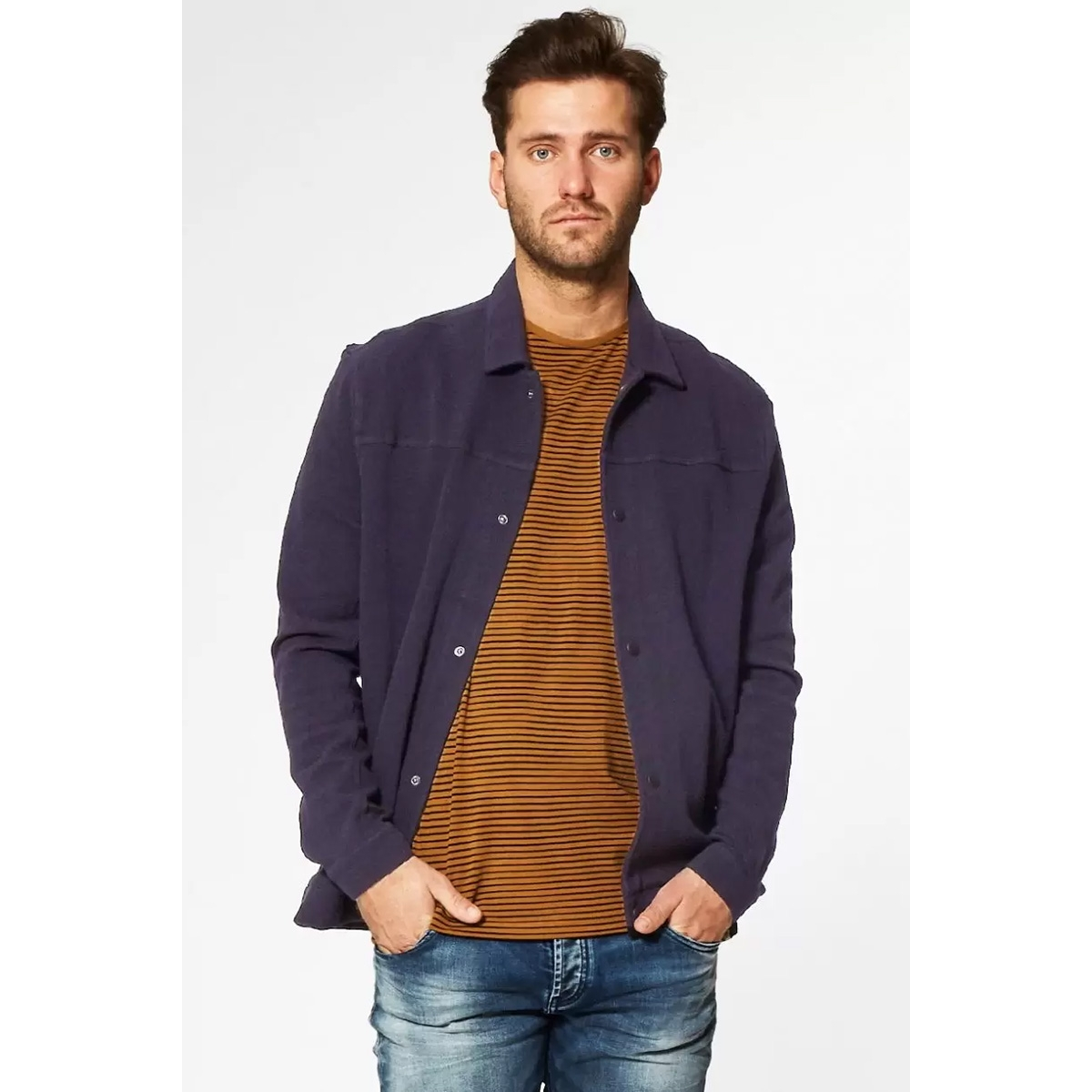 tord jacket hw19 58 circle of trust jas 4020 firefly blue