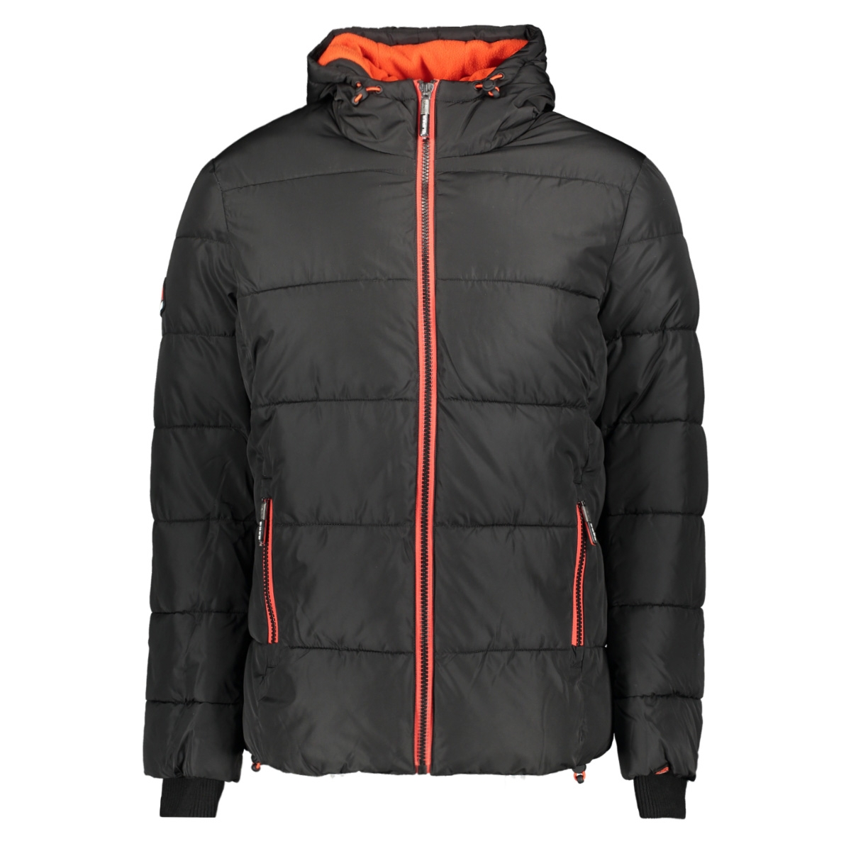 sports puffer m5000083a superdry jas jet black
