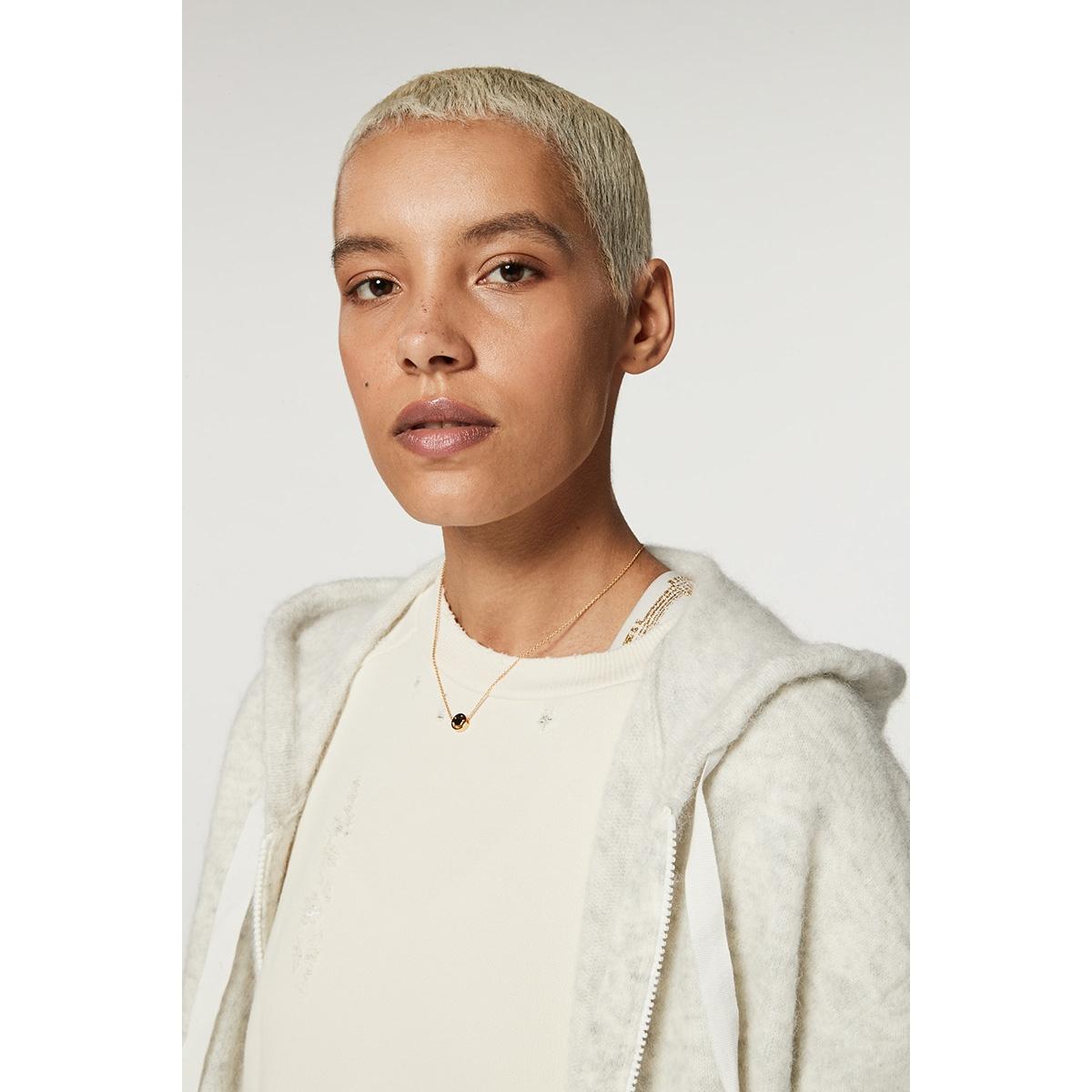 hoody merino wool 20 660 9103 10 days vest soft white melee