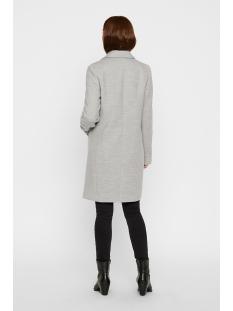 vmcala cindy aw19 3/4 jacket boo 10215805 vero moda jas light grey melange