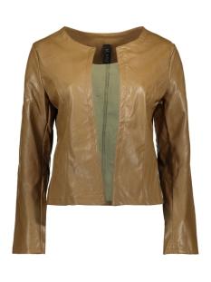 jacket pu 7985 iz naiz jas camel