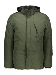 Cast Iron Jas SHIFTBACK PARKA CJA196504 6448