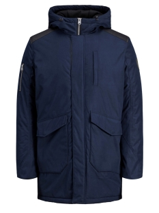 Jack & Jones Jas JCOPROFIT PARKA 12156225 Sky Captain