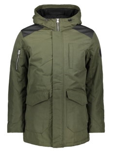 Jack & Jones Jas JCOPROFIT PARKA 12156225 Forest Night