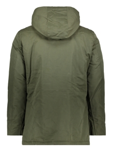 jcoprofit parka 12156225 jack & jones jas forest night