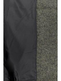 onlsophia wool boucle coat cc otw 15180992 only jas forest night/melange