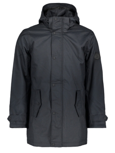 onsfavour walther parka jacket otw 22013507 only & sons jas dark navy