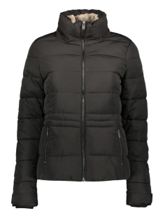 onlnew vigga short quilted jacket o 15182360 only jas black