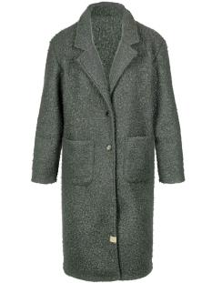 warme wollige jas 03wj19nagg zusss jas grijs groen