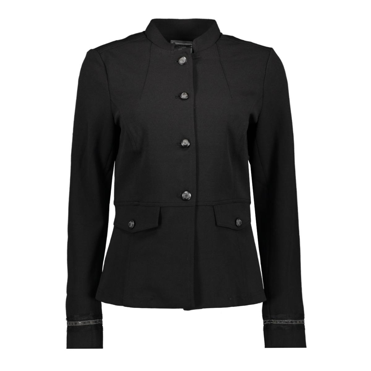 jacket with chain at cuff 95524 10 geisha blazer black