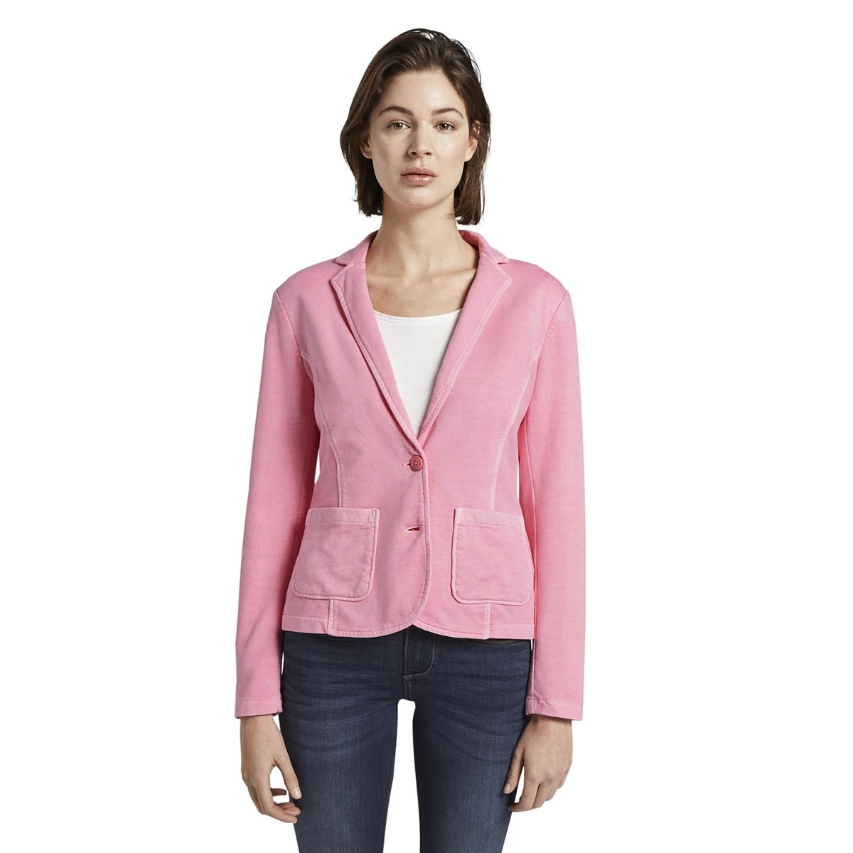 washed blazer 1016249xx70 tom tailor blazer 22689
