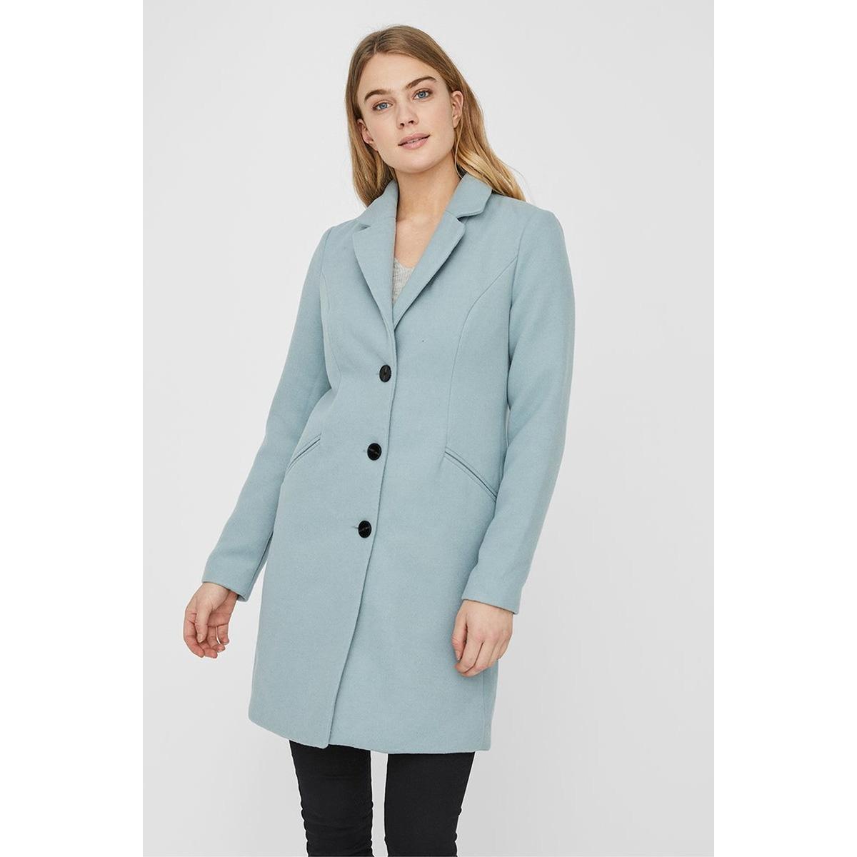 vmcalacindy 3/4 jacket boos 10222243 vero moda jas slate