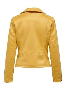 onlgerry faux suede biker otw 15200439 only jas golden apricot