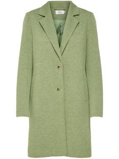 onlcarrie mel coat otw noos 15173066 only jas watercress/melange