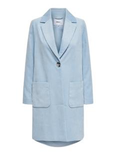 Only Jas ONLASTRID SPRING CORDOROY COAT OTW 15193802 Cashmere Blue