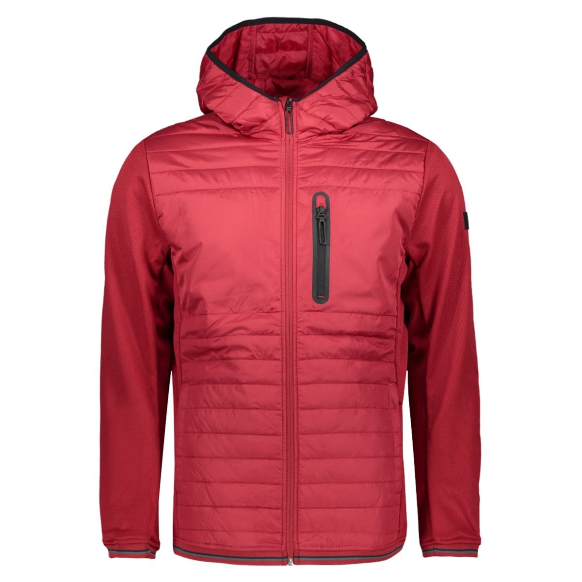 jcotripple jacket noos 12160365 jack & jones jas rio red