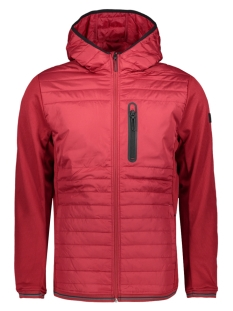 Jack & Jones Jas JCOTRIPPLE JACKET NOOS 12160365 Rio Red