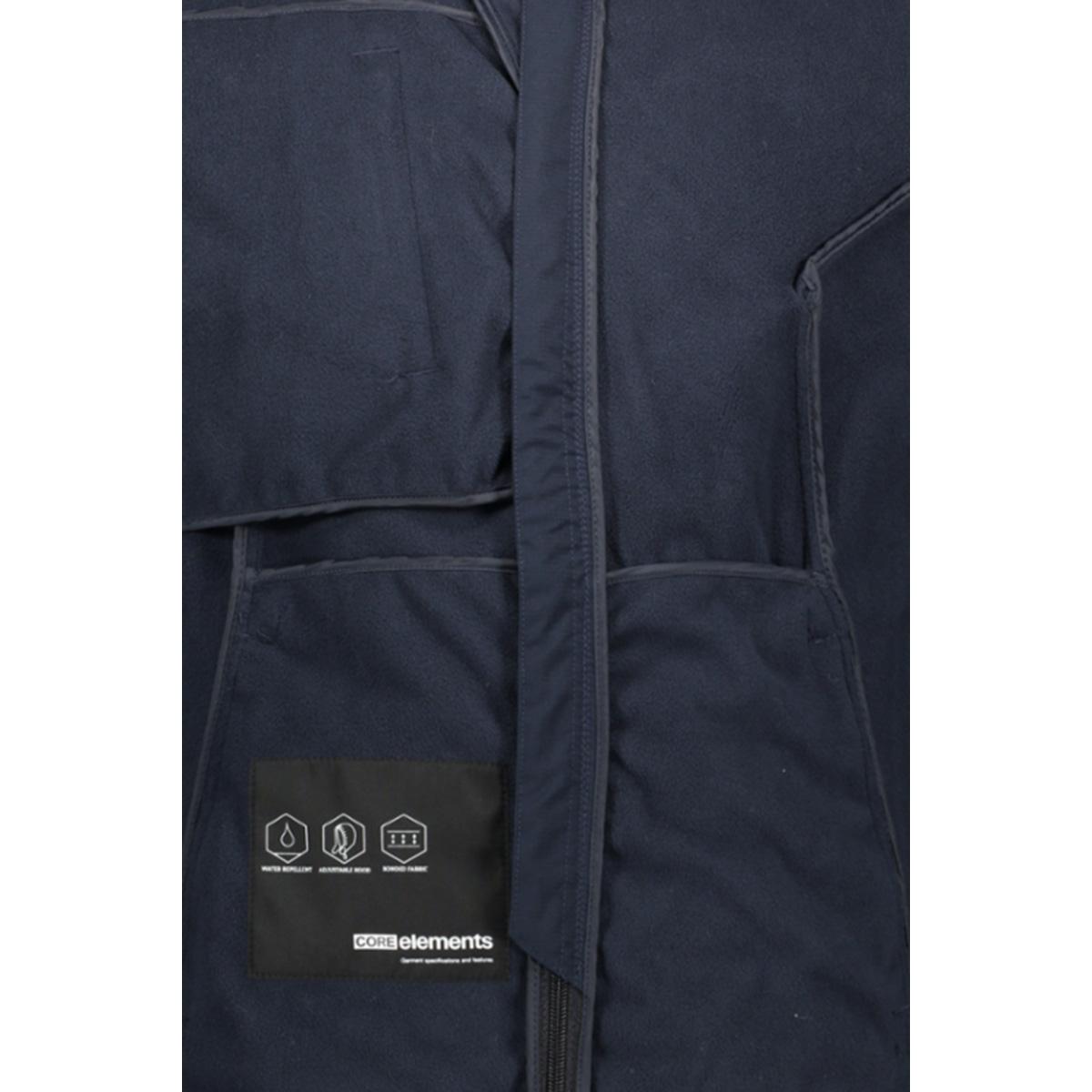 jcoandrew jacket 12165499 jack & jones jas sky captain