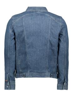 short jacket mid blue wash cdj201500 cast iron jas mbw