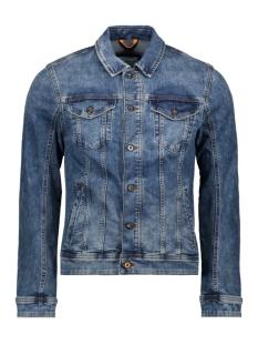 jeans jas met zakken 101743xx12 tom tailor jas 10125