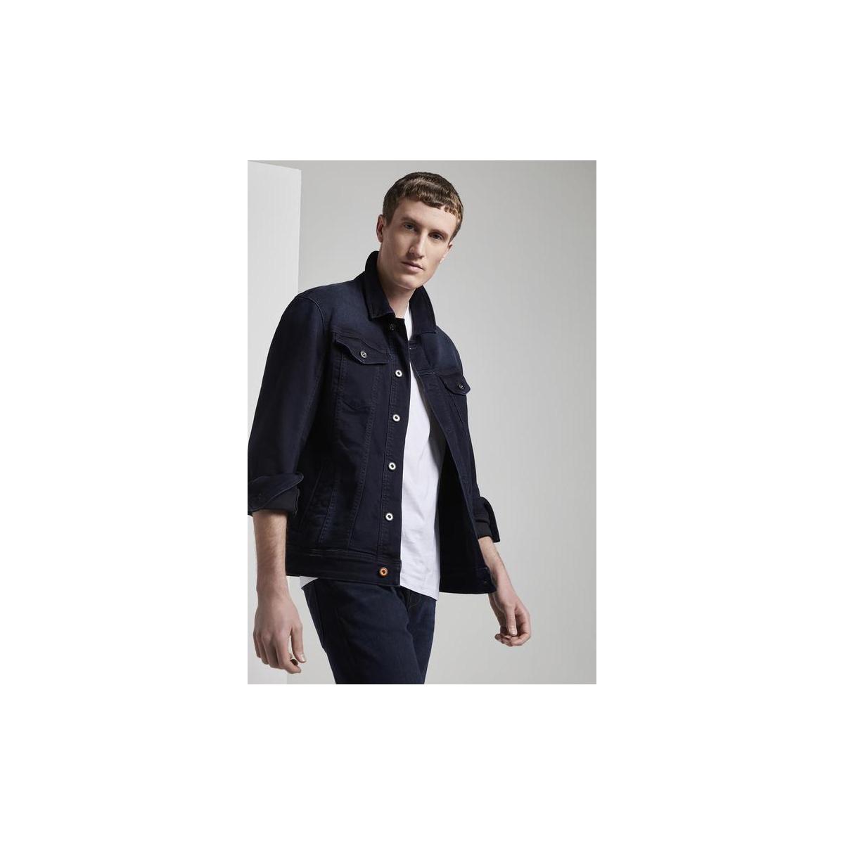 jeans jas met zakken 1014143xx12 tom tailor jas 10170
