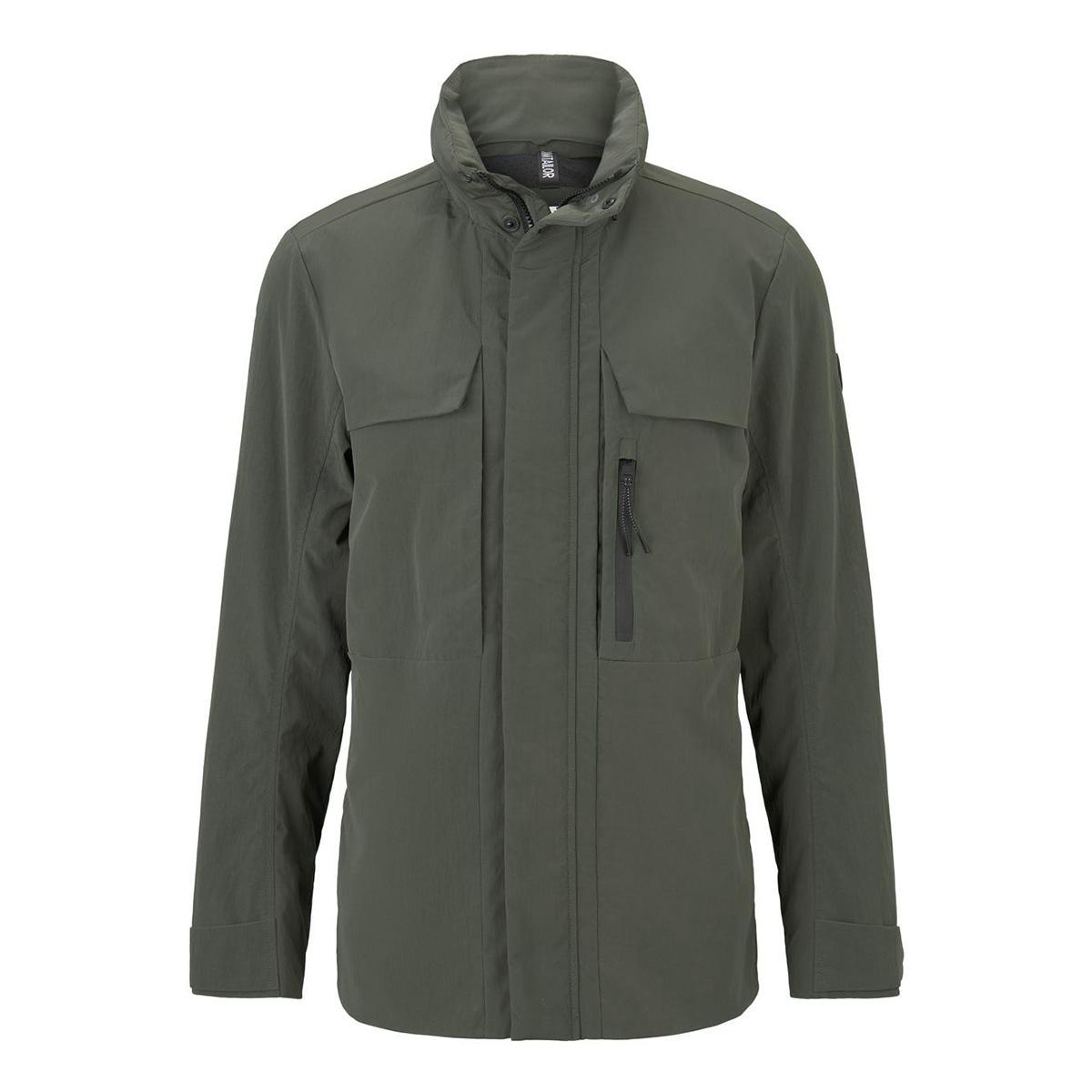jas met oprolbare hoodie 1016612xx10 tom tailor jas 10661
