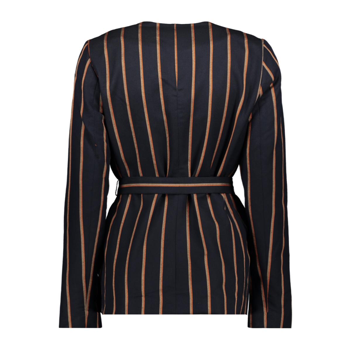 blazer met streeppatroon 1016499xx77 tom tailor blazer 21234