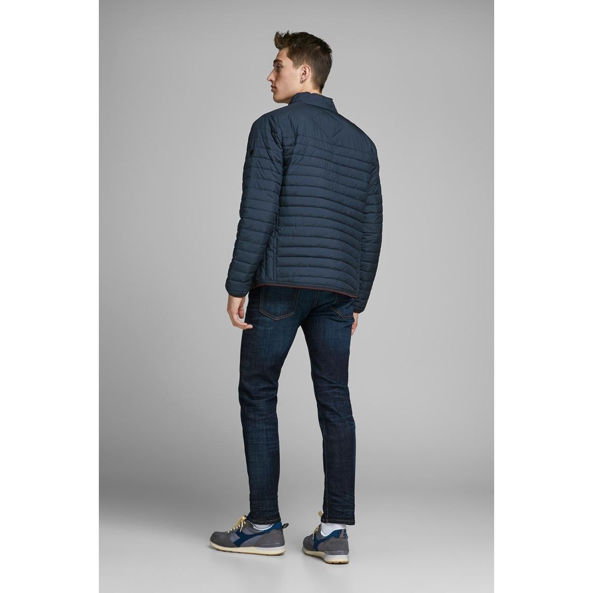 jpruno lightweight jacket blu 12164356 jack & jones jas navy blazer