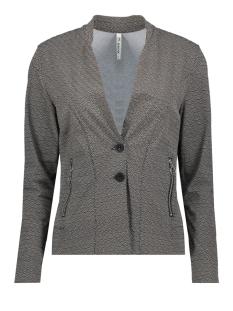 201 halma printed travel jacket zoso blazer 0000 0021 black kit