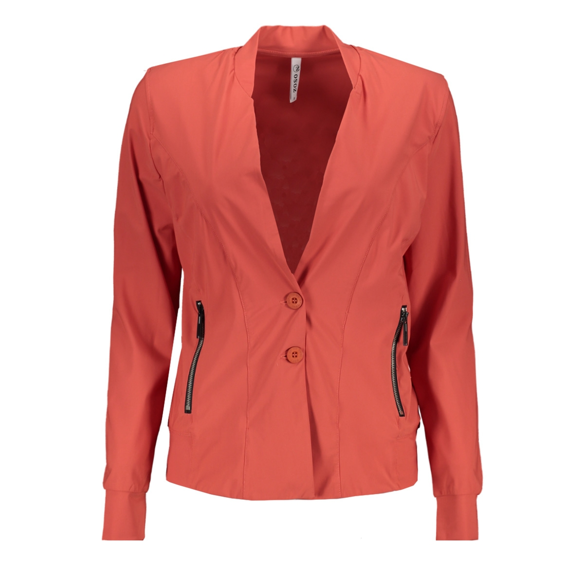 201 gina travel jacket zoso blazer 0072 desert red