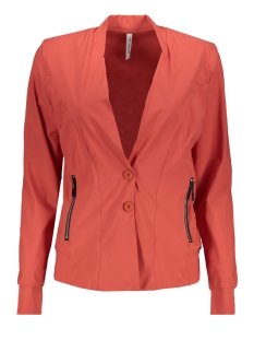 Zoso Blazer 201 GINA TRAVEL JACKET 0072 DESERT RED