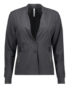Zoso Blazer 201 GINA TRAVEL JACKET 0059 CHARCOAL