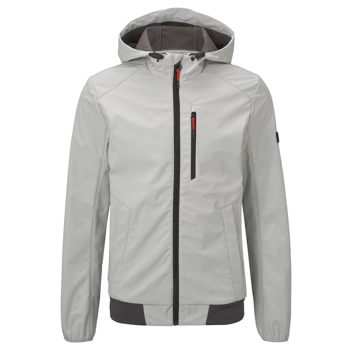 softshell jas met hoody 1016618xx12 tom tailor jas 10878