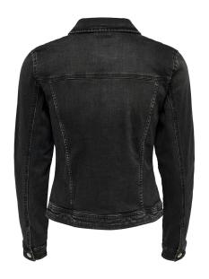 onltia life dnm jacket bb lb bex072 15202615 only jas black denim
