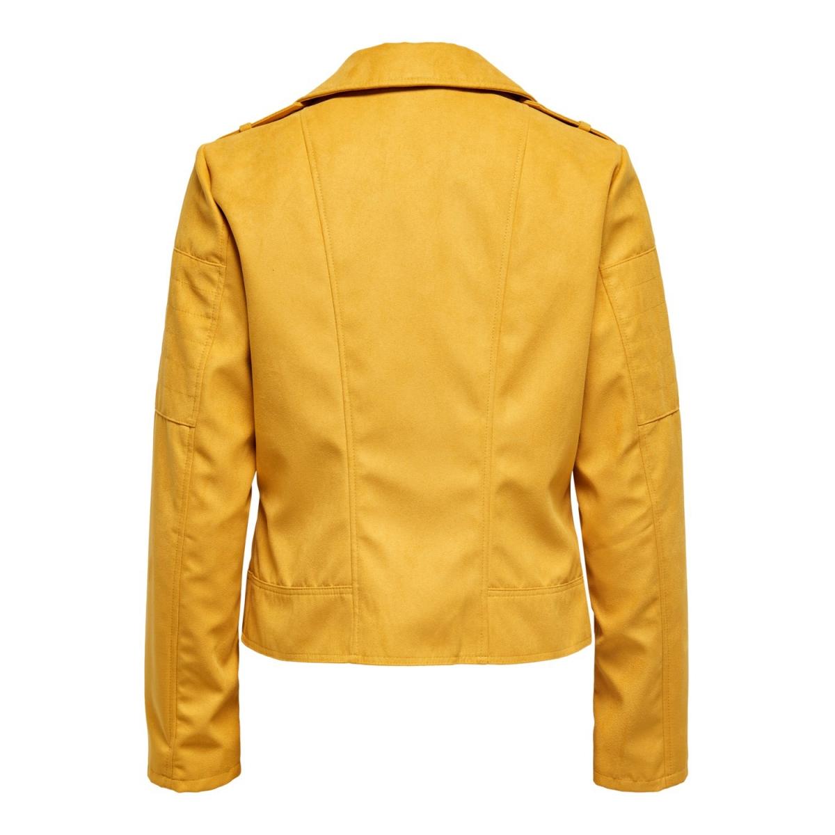 jdypeach faux suede biker otw noos 15197913 jacqueline de yong jas mango mojito
