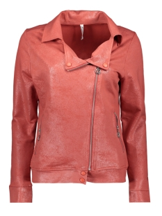 Zoso Jas BIKER LEATHER COATED BIKER 201 0072 DESERT RED