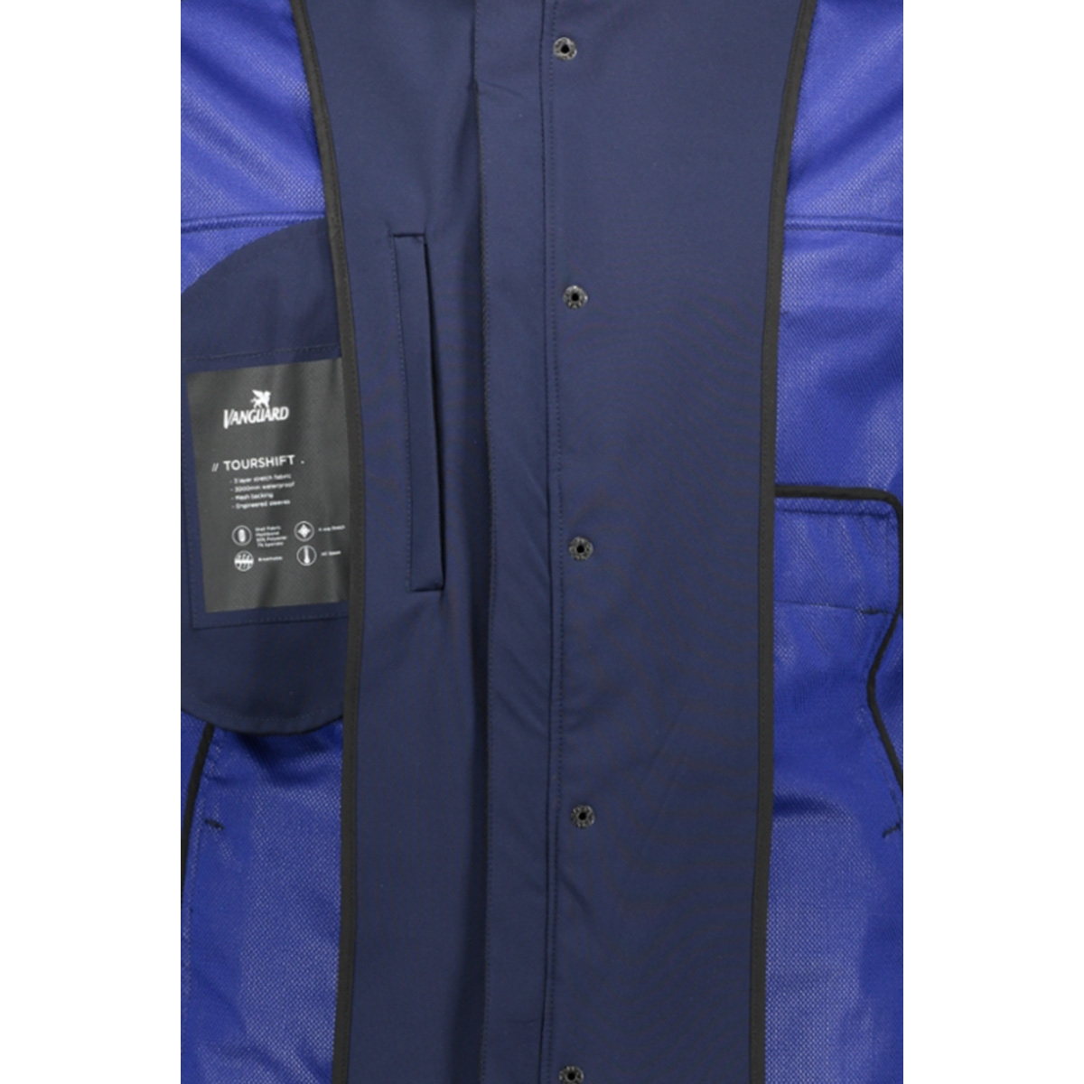 tourshift jacket vja201106 vanguard jas 5286