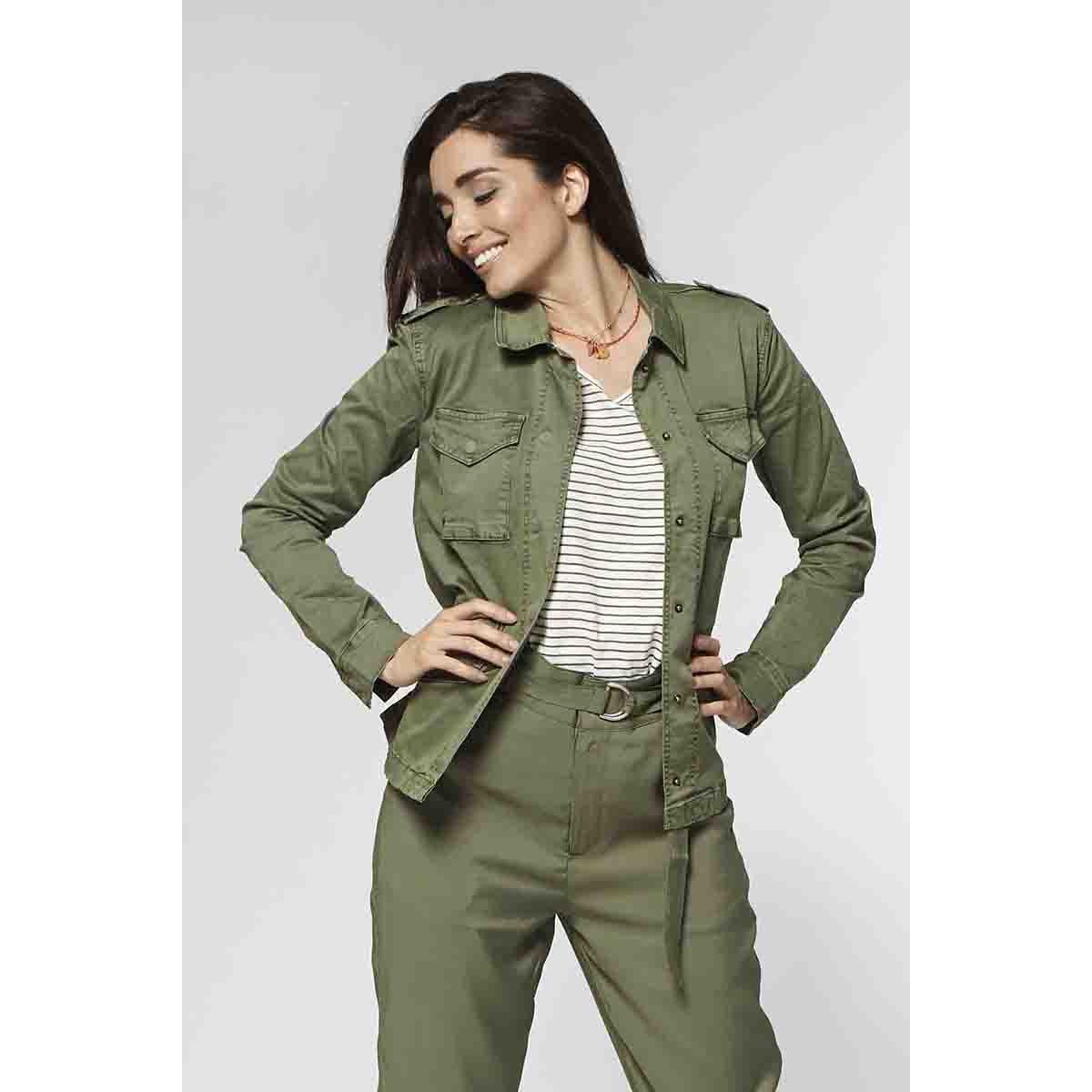 kensi jacket s20 79 circle of trust jas 3672 seaweed