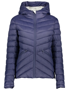 Superdry Jas HELIO PADDED JACKET W5010059A ATLANTIC NAVY