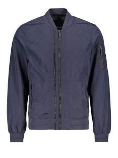 Superdry Jas EDIT LIGHT BOMBER M5010036A EDIT NAVY
