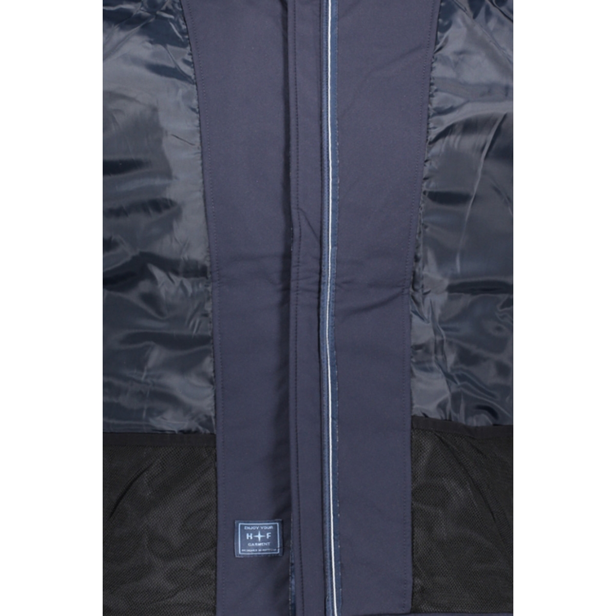 jacket soft shell mc13 1020 haze & finn jas sapphire