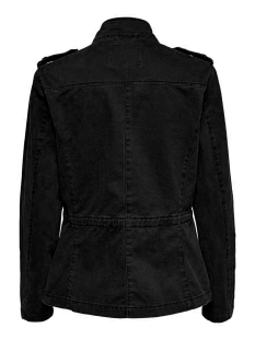 onlsika utility jacket otw 15200221 only jas black