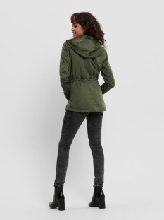 onlnewlorca spring canvas parka cc 15168792 only jas forest night